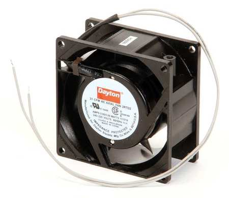 "3-1/8"" Square Axial Fan,  230VAC"