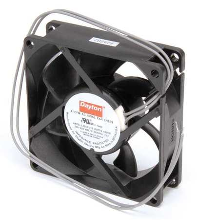 "3-1/8"" Square Axial Fan,  230VAC"
