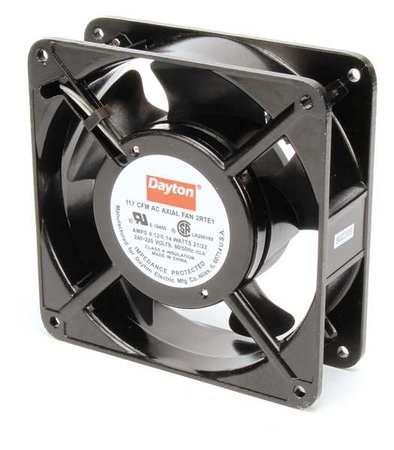 "4-11/16"" Square Axial Fan,  230VAC"