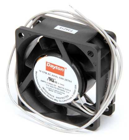 "2-3/8"" Square Axial Fan,  115VAC"