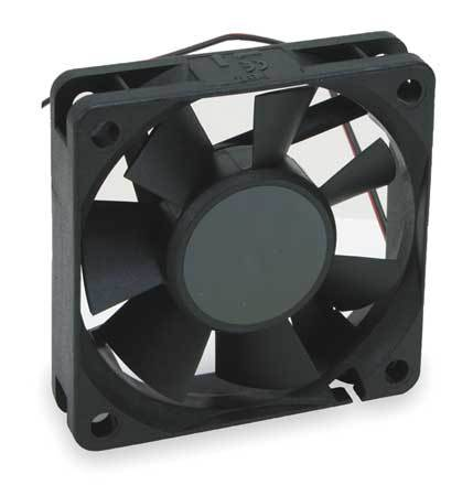 "2-3/8"" Square Axial Fan,  5VDC"