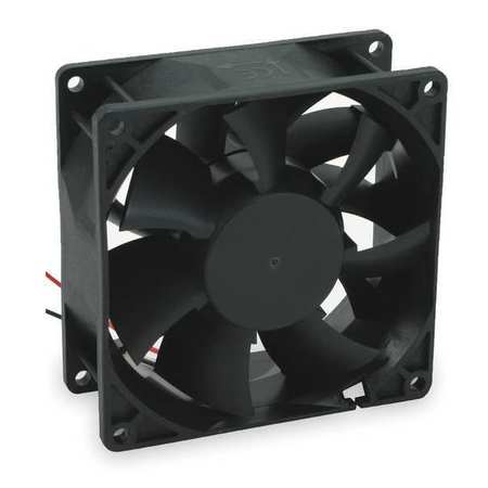 "3-1/8"" Square Axial Fan,  48VDC"