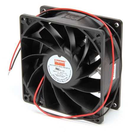 "3-5/8"" Square Axial Fan,  24VDC"