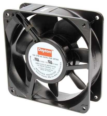 "4-11/16"" Square Axial Fan,  115VAC"