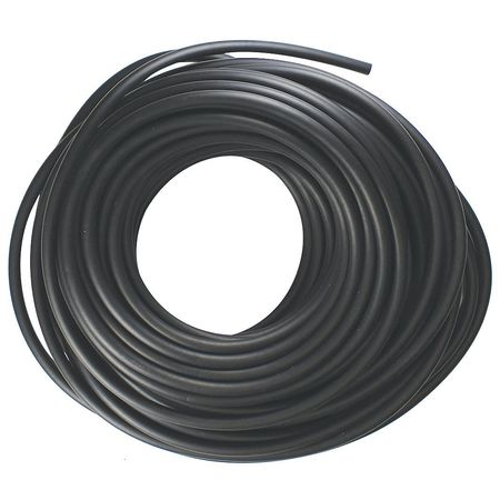 Viton Tubing, 1/8 In ID, 1/4 In OD, 25 Ft