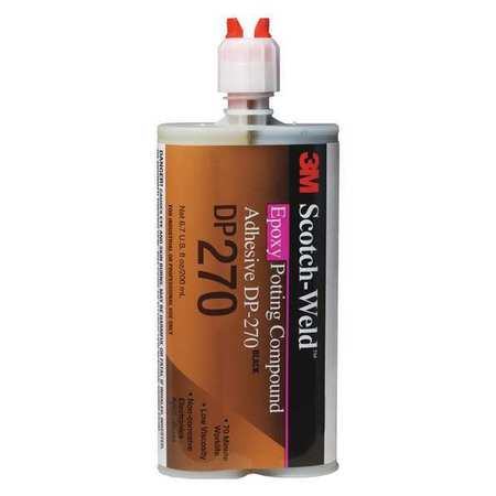 Epoxy PottingCompound, Blk, 200mL, Duo-Pak