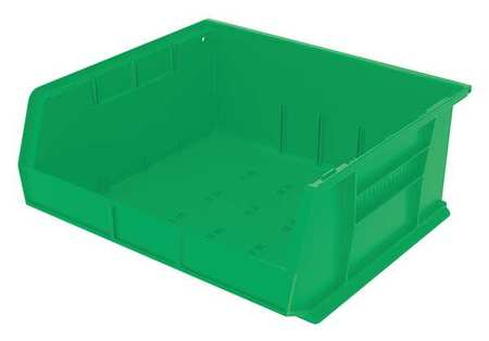 Hang/Stack Bin, 7x16 1/2x14 3/4,  Green