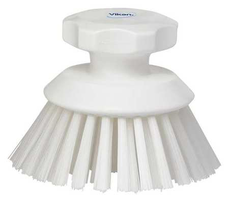 Scrub Brush, Polyester, Short Handle