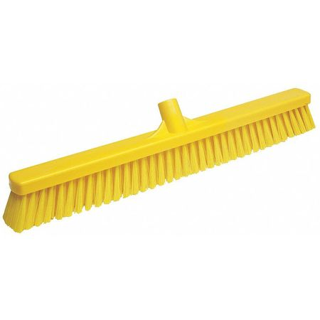 VIKAN Yellow Wide Floor Broom Head