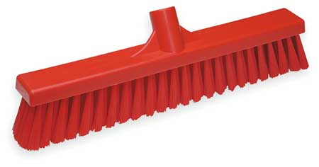 VIKAN Red Broom Head