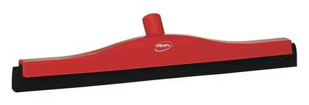 "VIKAN Red 20"" Squeegee Head"