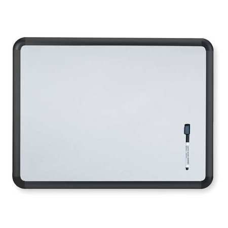 "36"" x 48"" Magnetic Melamine Dry Erase Board,  Wall Mounted"