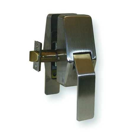 Heavy Duty Push/Pull Lever Lockset