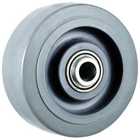 Caster Wheel, 200 lb., 3 D x 1-1/4 In.