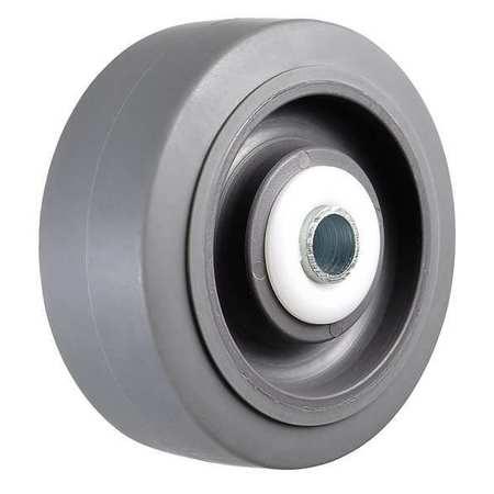 Caster Wheel, 250 lb., 3-1/2 D x 1-1/4 In.