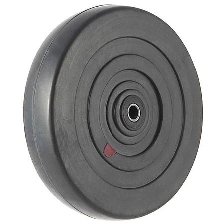 Caster Wheel, 125 lb., 5 D x 1 In.
