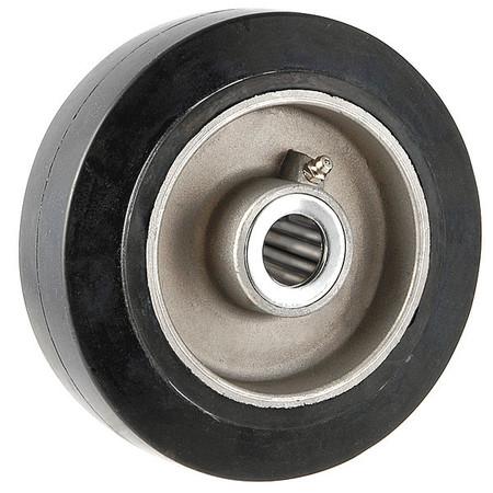 Caster Wheel, 410 lb., 6 D x 2 In.