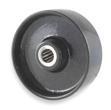 Caster Wheel, 1750 lb., 8 D x 2-1/2 In.