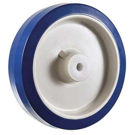 Caster Wheel, 900 lb., 6 D x 2 In.