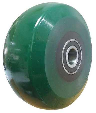 Caster Wheel, 1000 lb., 5 D x 2 In.