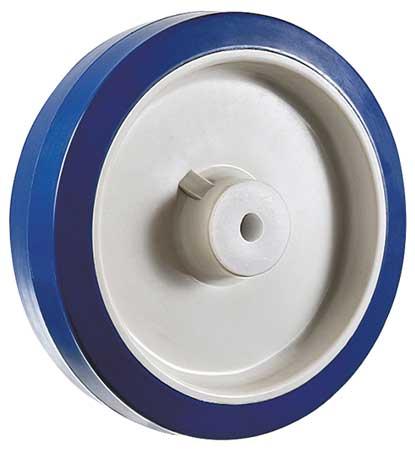 Caster Wheel, 900 lb., 8 D x 2 In.