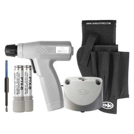 Cordless Wrap/Unwrap Kit w/DFB, 6 Pc