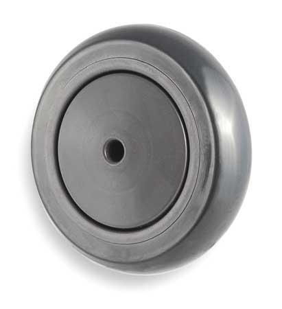 Caster Wheel, 300 lb., 3 D x 1-1/4 In.