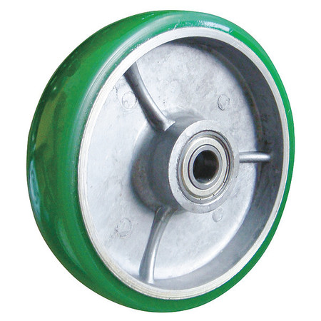 Caster Wheel, 1250 lb., 8 D x 2 In.