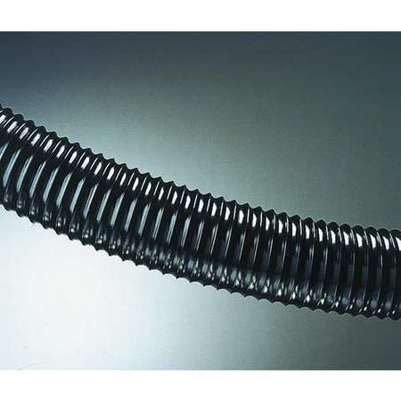 Ducting Hose, 8 In. ID, 25 ft. L, Poly Film
