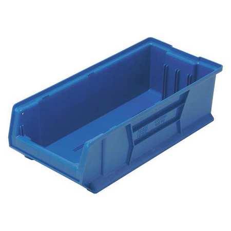 Bin, 23-7/8 In. L, 11 In. W, 7 In. H, Blue