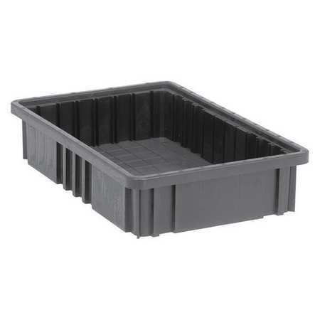 ESD Divider Box, 16-1/2x10-7/8x3-1/2 In
