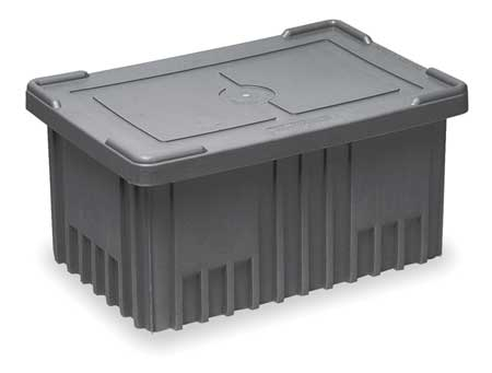Lid, ESD Conductive, Blk, For 2TB27, 2TB28