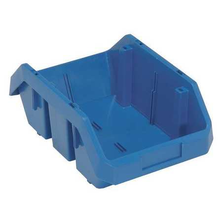 Cross-Stacking Bin, 14 In. L, 9-1/4 In. W