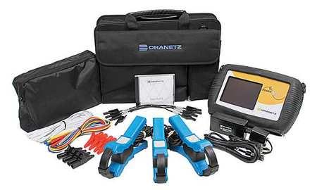 Power Quality Analyzer Kit, 100TW, 500A