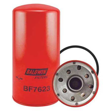 Fuel Filter, 10-3/4 x 5-1/16 x 10-3/4 In