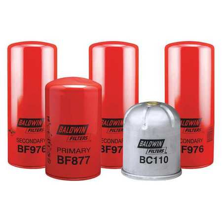 Filter Service Kit, Mack Trucks, BK6721