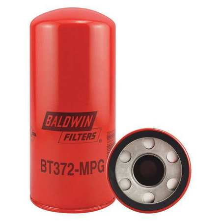 Hydraulic/Transmission Filter, 8-1/16 In