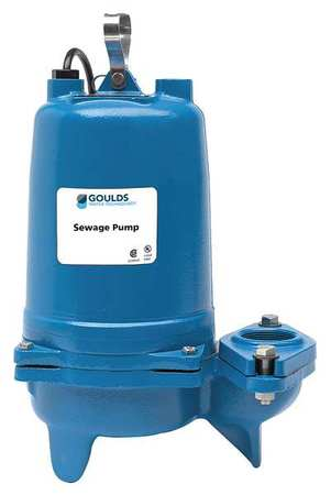 Goulds Water Technology 1-1/2 HP 2