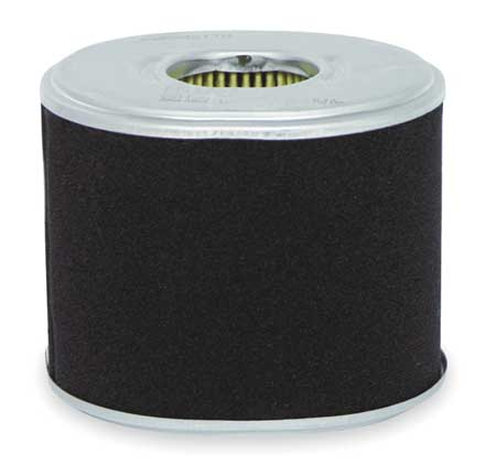 Air Filter, 3-1/2 to 3-31/32 x 3-3/32 in.