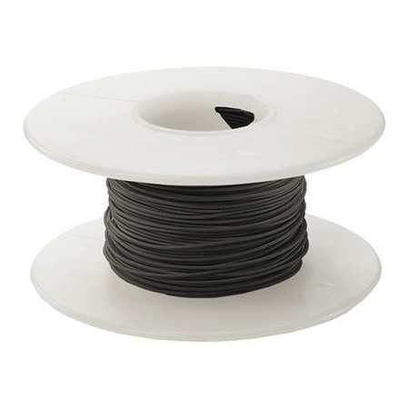 24 AWG Wire Wrapping Wire 100 ft. BK
