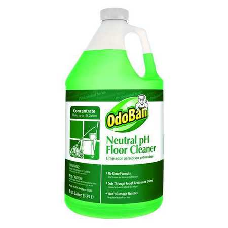 Neutral pH Floor Cleaner, 1gal, PK4