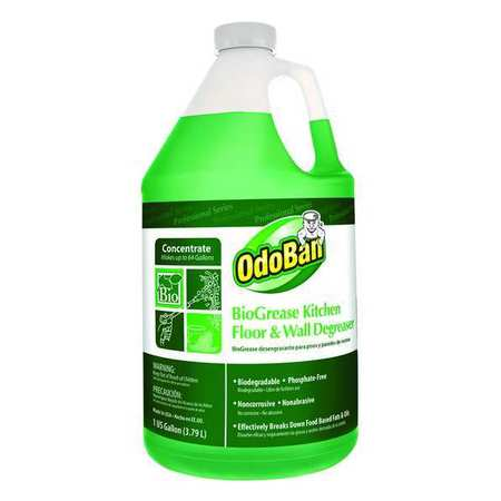 BioGrease Kitchen Degreaser,  1 gal.,  PK4