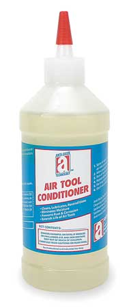 Air Tool Conditioner, Bottle, 16 oz