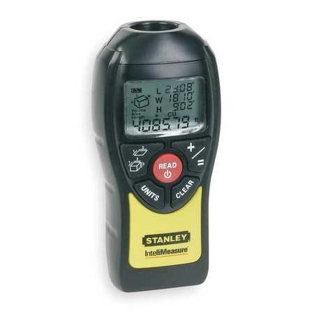 Distance/Tape Measure, 40 Ft Range
