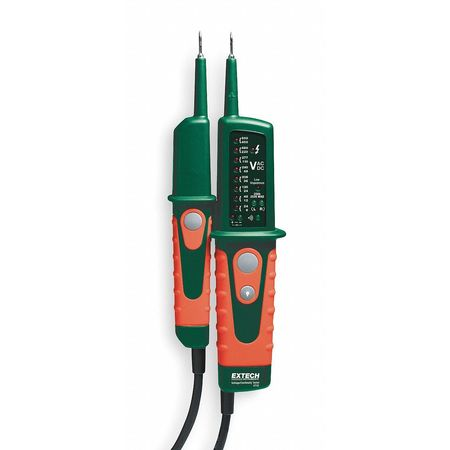 Voltage, Continuity Tester, 600VAC, 400VDC