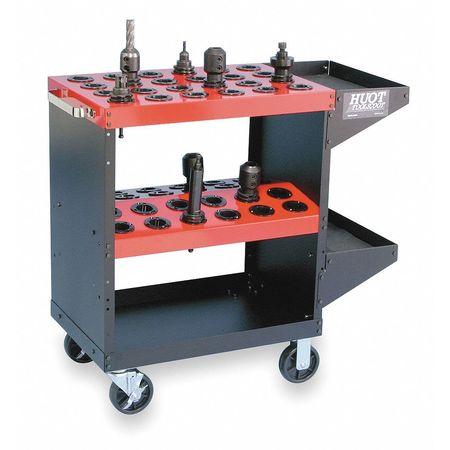 CNC ToolScoot, 40 Taper, 48 Tool, 35 1/4x35