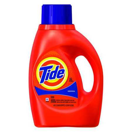 TIDE 50 oz. Bottle Original Scent Liquid Laundry Detergent