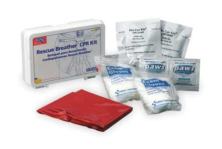 CPR Kit, Universal, Case