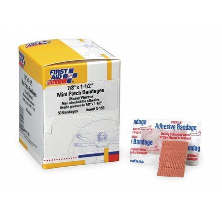 Patch Bandage, Heavy Woven, PK50