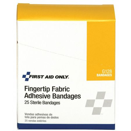 Fingertip Bandage, Fabric, PK25